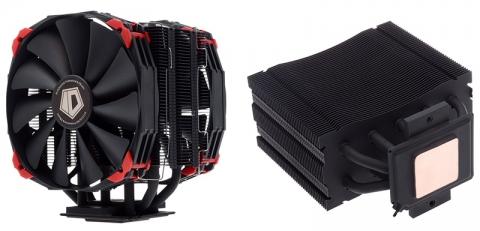 ID-Cooling анонсував баштовий кулер HUNTER VC-3D, який використовує випарну камеру (1)