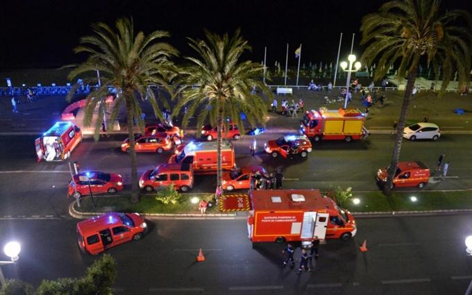 Поліція розповіла, що було в вантажівці терориста з Ніцци