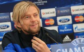 Тимощук прийняв пропозицію російського клубу
