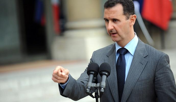 Башар Асад обещает вернуть всю Сирию силой