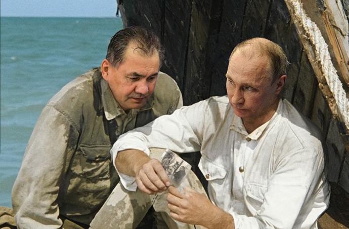 Путіна перетворили на відомого кіногероя, соцмережі обурилися: з'явилися фото (4)