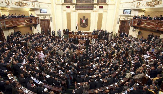 В Египте открылось первое заседание нового парламента
