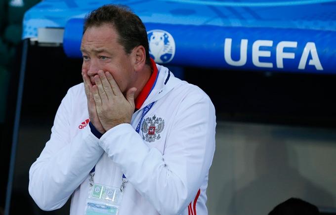 Пора домой: Россия с очком заняла последнее место на Евро-2016