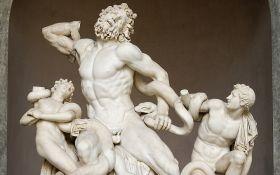 Маленьким пенісам античних статуй знайшлось наукове пояснення