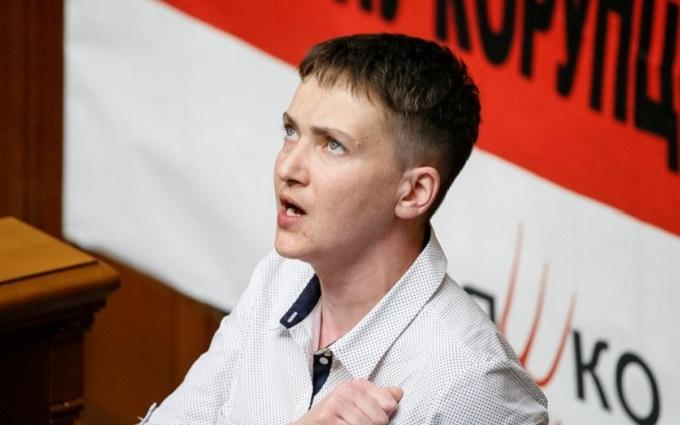 Савченко зробила скандальну заяву про переговори з бойовиками ДНР-ЛНР: опублікований запис