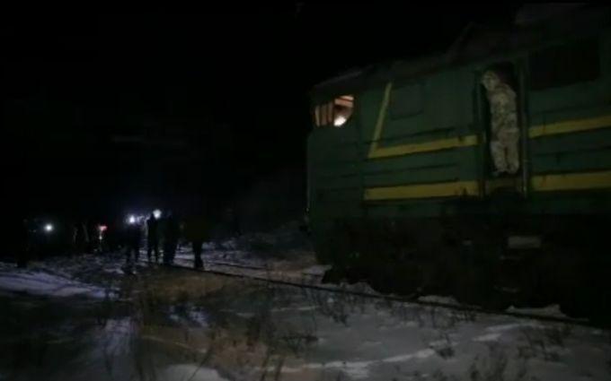 Блокада Донбасса ветеранами АТО вылилась в громкий инцидент: появились фото и видео
