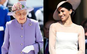 Єлизавета II надала Меган Маркл несподіваний привілей