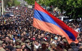 Правительство Армении отправлено в отставку