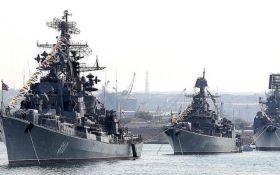 РФ неочікувано вирішила посилити Чорноморський флот