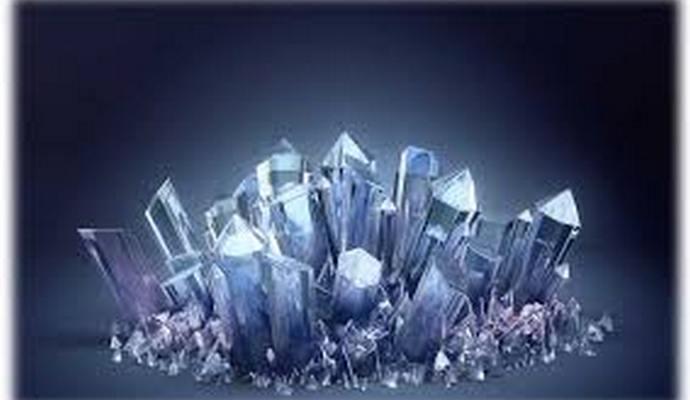 Ученые изобрели новый кристалл