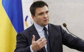 Час настав: Клімкін зробив важливу заяву щодо деокупації Криму