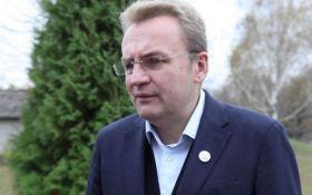 САП вручила подозрение мэру Львова Садовому