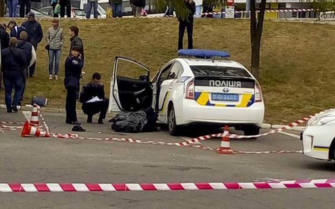 Вбивство поліцейських в Дніпрі: фото, відео і головні подробиці злочину (7)