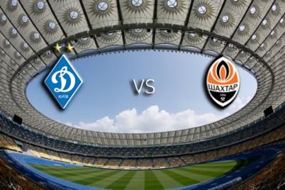 Сьогодні в Києві на матчі Динамо - Шахтар очікується аншлаг