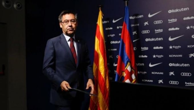 Барселона продолжит выступления вчемпионате Испании— Mundo Deportivo