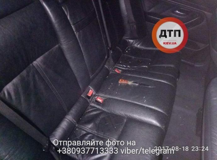 В Киеве неизвестные со стрельбой похитили мужчину: опубликованы фото (6)