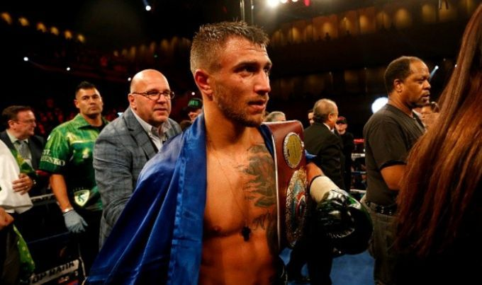 Тренер Ригондо: Мой боксер уже бил высоких парней, как Ломаченко