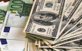 Курсы валют в Украине на пятницу, 12 января