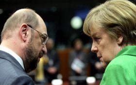 Парламентські вибори в Німеччині: Меркель перемогла на теледебатах