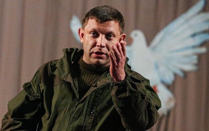 Ватажок ДНР зробив гучну заяву про війну на Донбасі: опубліковано відео