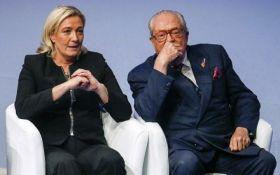 Отец Ле Пен раскритиковал ее предвыборную кампанию