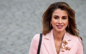 """""""Нічого собі!"""": брутальний образ королеви Йорданії здивував громадськість"""