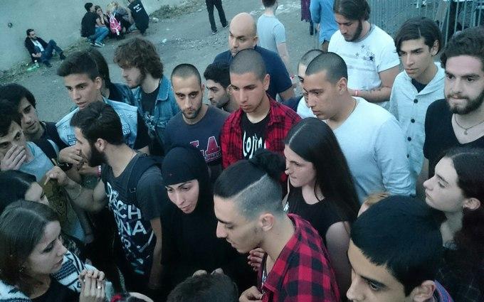 У Грузії зірвали виступ української та кількох іноземних груп: з'явилося відео