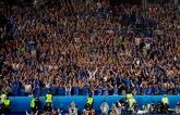 Матч Франция - Исландия побил два рекорда Евро-2016