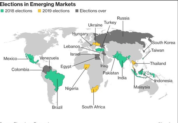 Ни нашим, ни вашим: агентство Bloomberg опубликовало странную карту с Крымом (1)