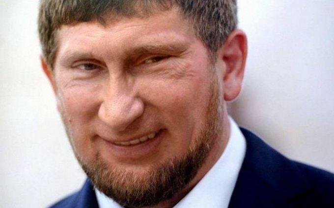 Російський опозиціонер схрестив Путіна з Кадировим: опубліковано фото