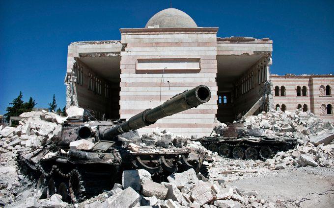 Сирійська опозиція наступає - Асад втратив контроль над важливим містом