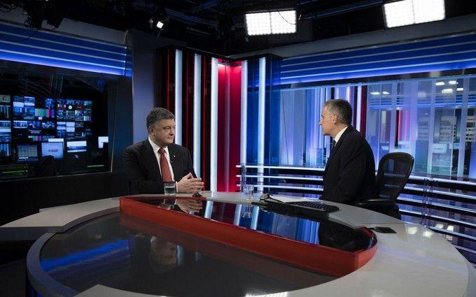 Настоящая война: Порошенко резко высказался о ситуации на Донбассе, появилось видео