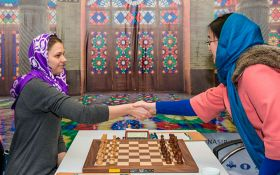Музычук сыграла первую партию в финале чемпионата мира по шахматам: опубликованы фото