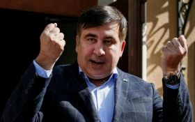 Саакашвили вновь обратился к Порошенко: появилось видео