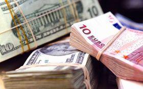 Курси валют в Україні на понеділок, 18 червня