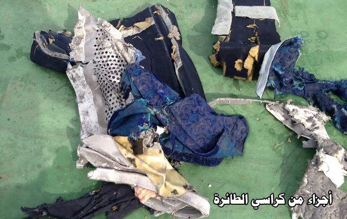 Єгипет показав знайдені уламки загиблого літака: з'явилися фото і відео (1)