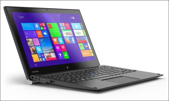 Toshiba перевела ноутбуки корпоративного класса Z Series на платформу Intel Skylake (4 фото) (2)