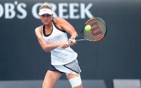 Украинская теннисистка разбила россиянку в полуфинале Australian Open