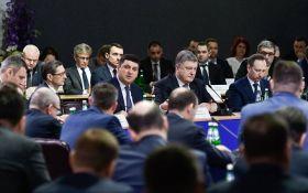 Порошенко объяснил, что нужно для снятия блокады ОРДЛО