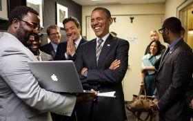 Сеть порадовали лучшие президентские фото Обамы