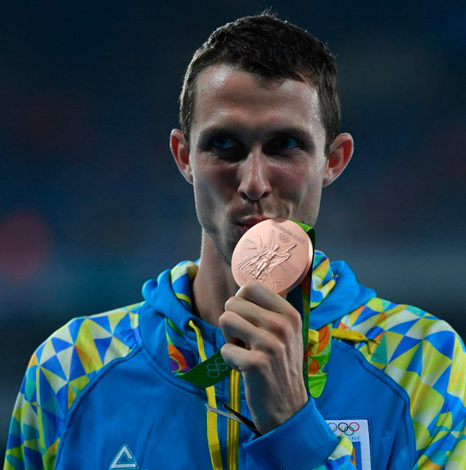 Усі медалі України на Олімпіаді-2016 в Ріо-де-Жанейро: опубліковані фото (10)