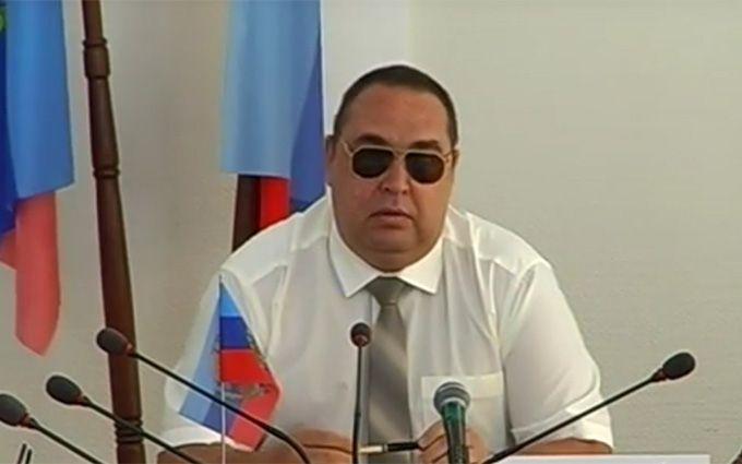 """""""Видужалий"""" ватажок ЛНР здивував окулярами: опубліковано відео"""