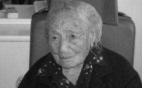 На 117-м году жизни умерла старейшая женщина Европы