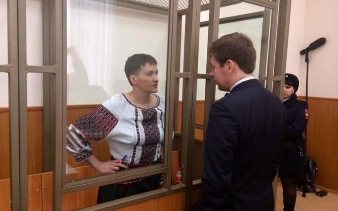 Тюремщики Савченко не смирились с голодовкой и намерены действовать