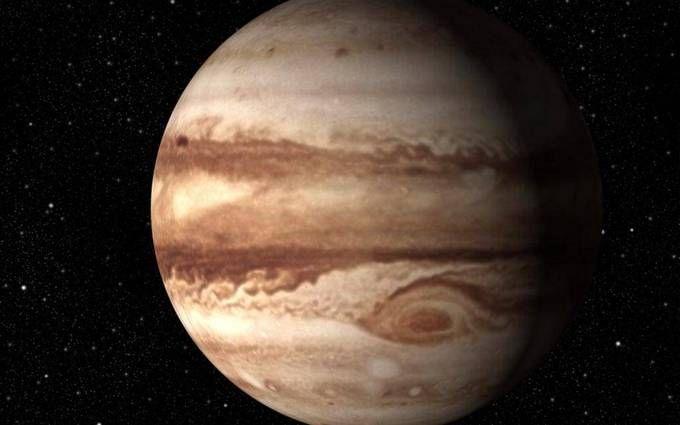 """На Юпитере нашли """"огромное холодное пятно"""": появилось видео"""