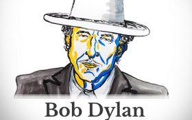Вручение Нобеля Бобу Дилану: певец озадачил реакцией