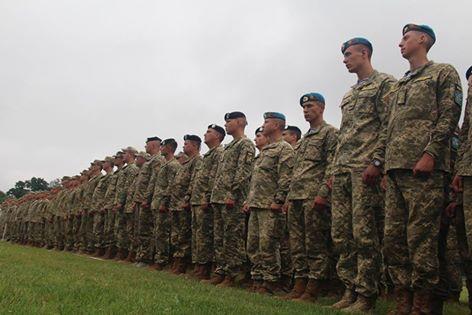 Масштабні навчання з військовими з 14 країн почалися в Україні: з'явилися фото (1)