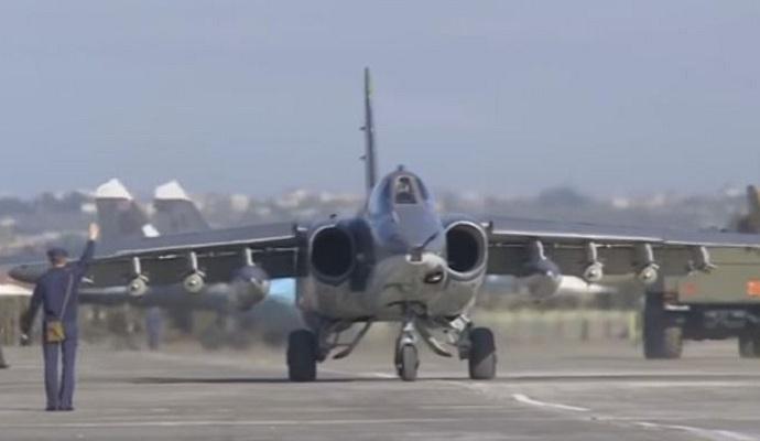 Авиация РФ и ВВС Сирии впервые совершили совместный вылет