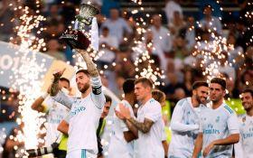 """""""Реал"""" знову обіграв """"Барселону"""" та став володарем Суперкубку Іспанії-2017"""