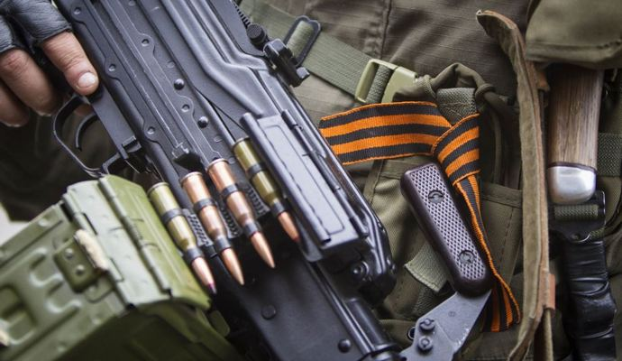 На Донбасі сепаратисти порушили перемир'я 37 разів за добу